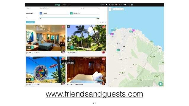 21 www.friendsandguests.com