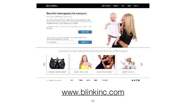 www.blinkinc.com 22