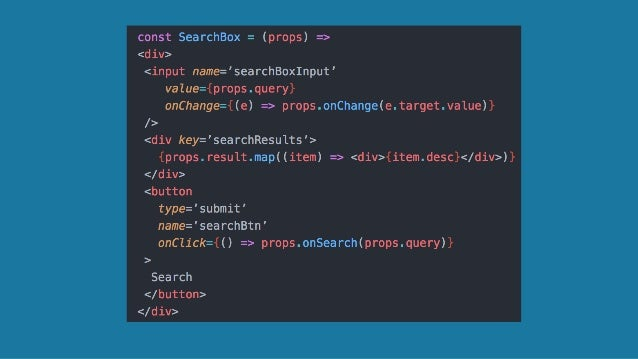 React & Redux, how to scale?
