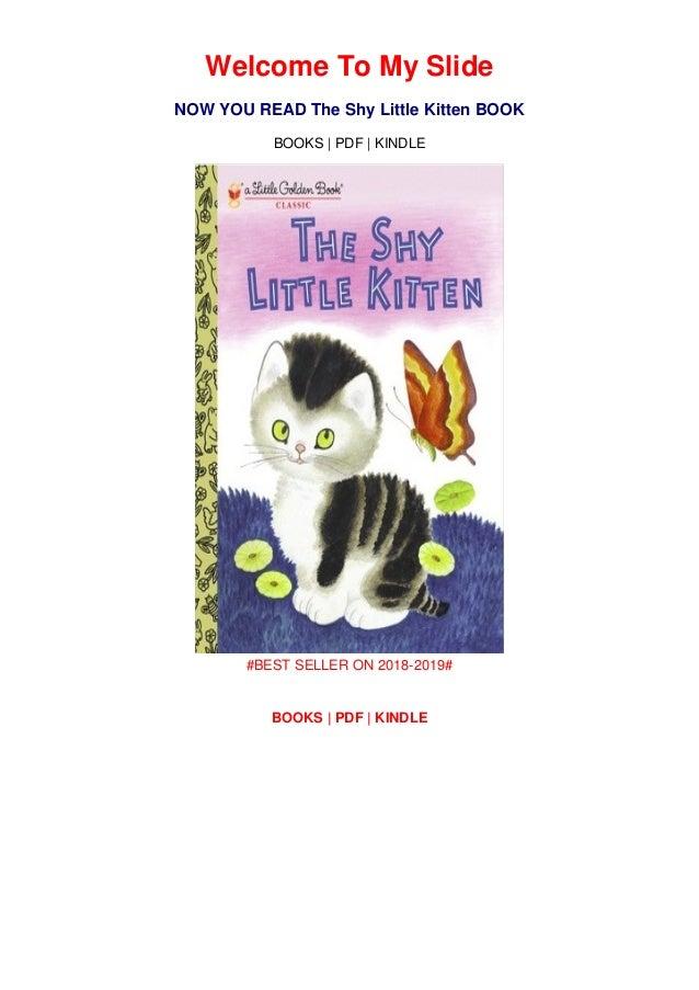 The Shy Little Kitten PDF Free Download