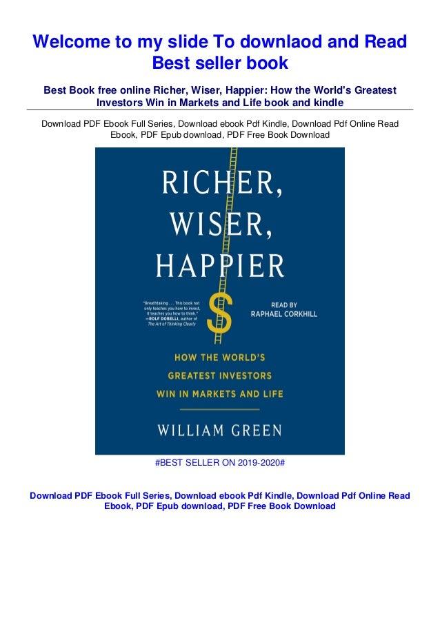 A Richer You PDF Free Download
