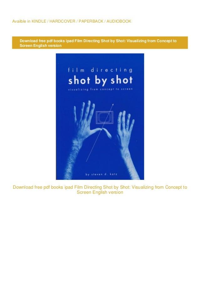 film directing shot by shot book pdf free download
