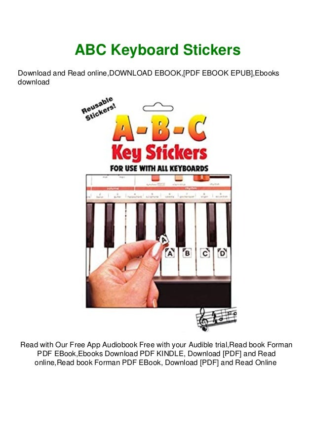read abc keyboard stickers free book 1 638