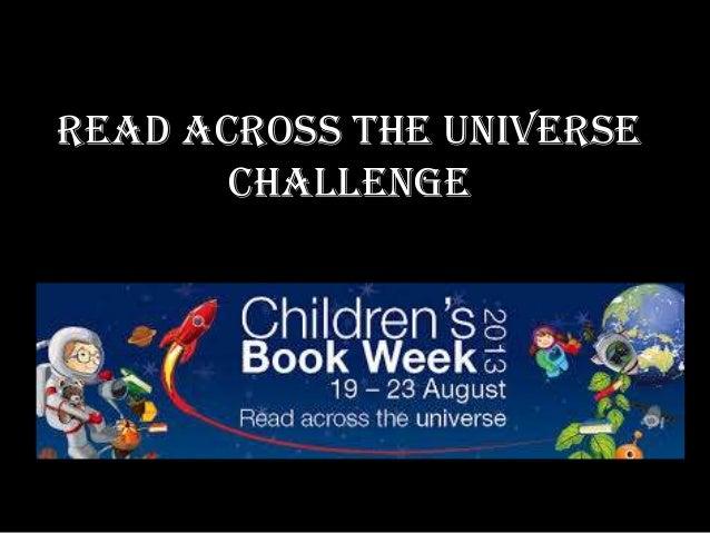 Read Across the Universe Challenge