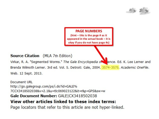 Read a reference source citation page numbers ccuart