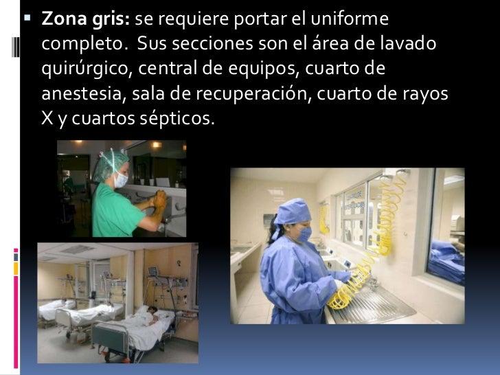 Rea de quir fanos for Cuarto quirurgico