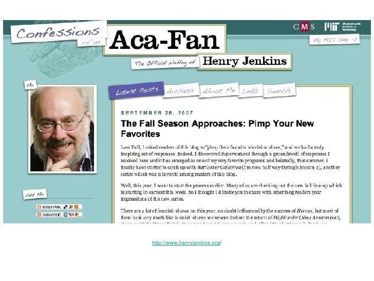 http://www.henryjenkins.org /