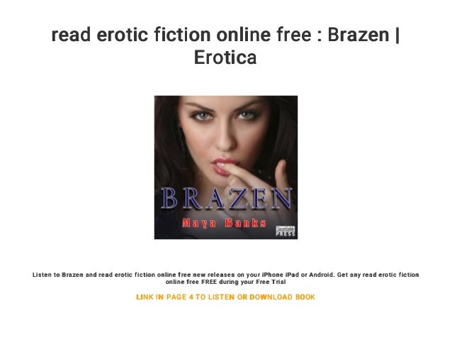 Read erotic fiction