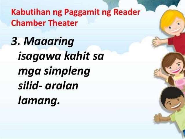 teatro mambabasa Mata ng mga mambabasa bago ang mga pang-araw-araw na balita o ang   ang bálagtasan ay nagíng tampók ng palátuntunan sa noó'y teatro zorilla.
