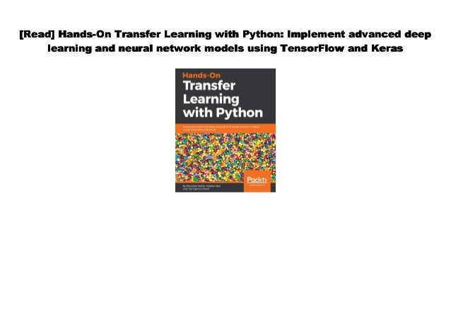 Doc] Hands-On Transfer Learning with Python: Implement