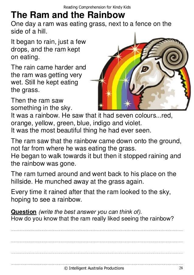 Reading comprehension-for-kindy-kids