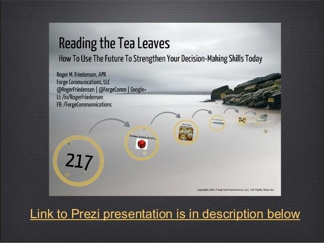 Link to Prezi presentation is in description below