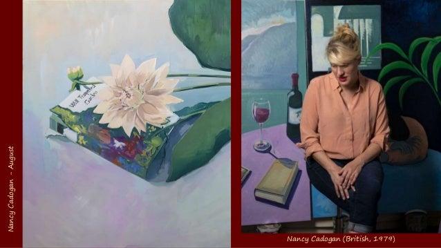 A conversation Nancy Cadogan (British, 1979) An endless fountain of immortal drink