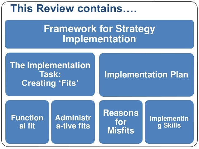 strategic formulation of nokia company