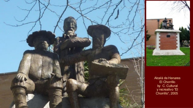 The statue is the work of Peter Requejo Novoa and was inaugurated on April 24th 2005, commemorating the fourth centenary o...