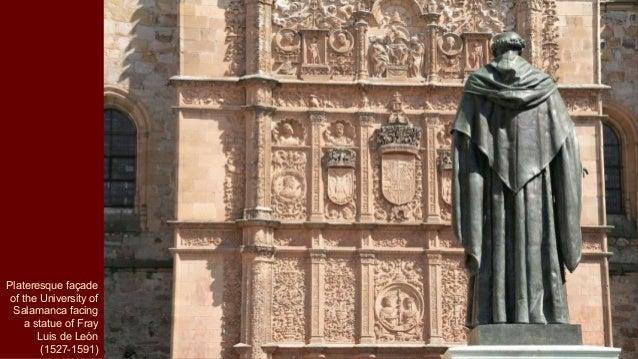 Salamanca Monument to Francisco de Vitoria (1483-1546) by Francisco de Toledo, 1975