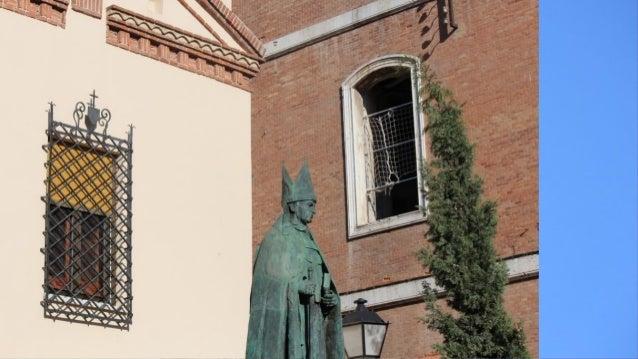 Alcalá de Henares Convento de las Bernardas