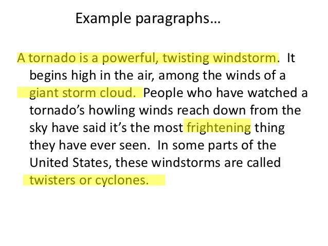 Tornadoes and hurricanes compare and contrast essays