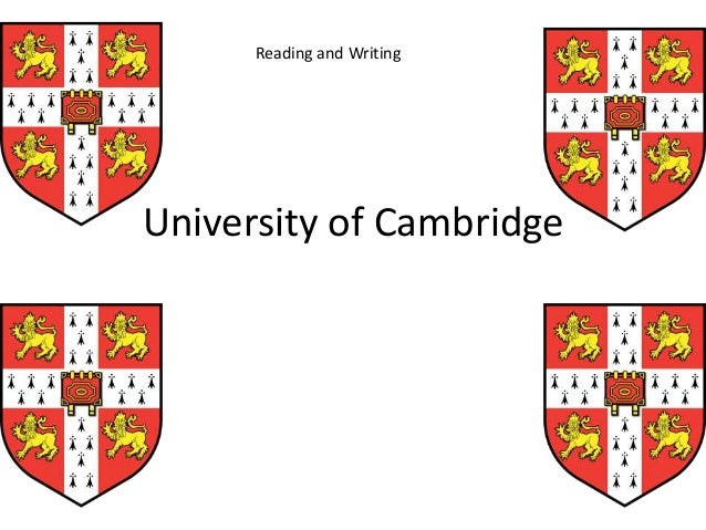 university of cambridge essay The gates cambridge scholarship program, created by the bill and melinda  gates  funding between one and four years of study at cambridge university in  england  evaluation of two sets of sample gates scholarship application  essays.