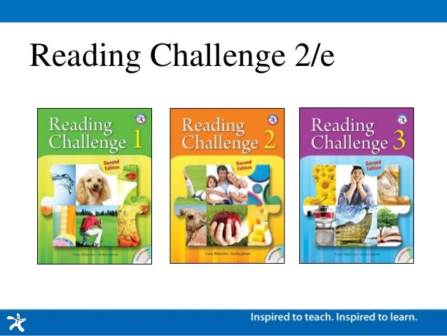 Reading Challenge 2/e