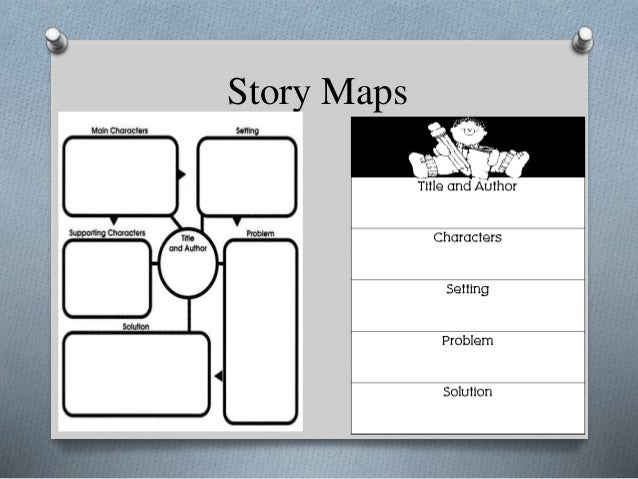 Story Maps or