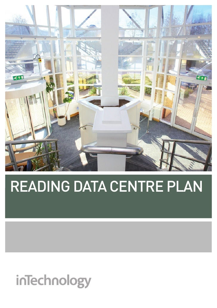 reading data centre plan
