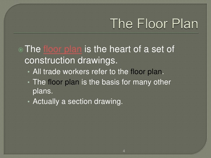 Reading floor plans floor plan dimensioning 2 malvernweather Choice Image