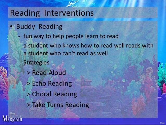 reading interventions