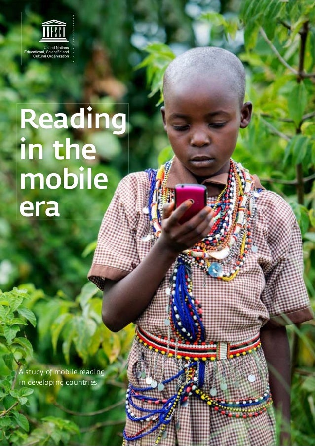 A study of mobile reading in developing countries Reading in the mobile era
