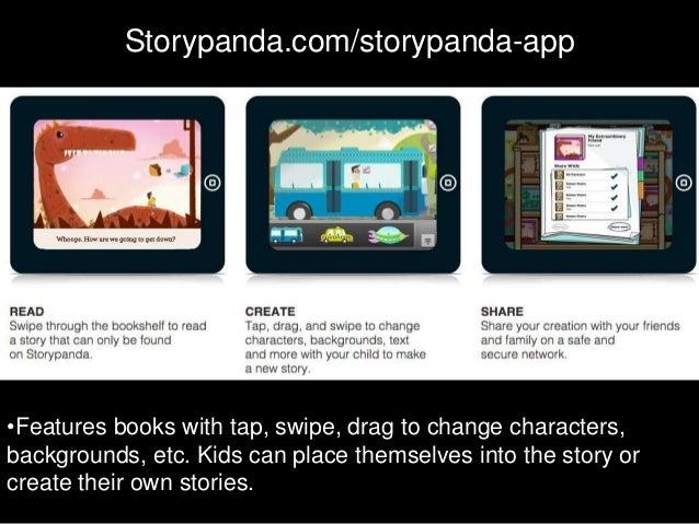 Character           Storypanda.com/storypanda-app                                  Texts                         •Students...