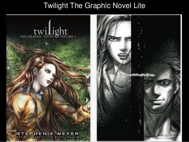 Twilight The Graphic Novel Lite              Character                 Texts        •Students get in pairs        •They ch...