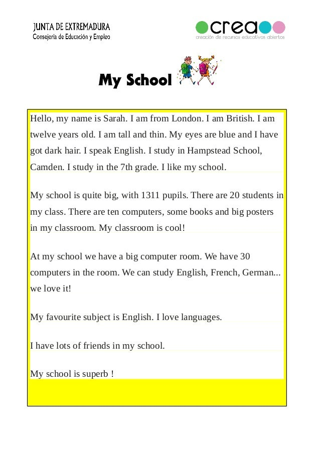 Reading_My School