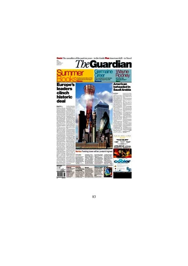 english newspaper reading Text & mp3 files listening and reading material for english learners esl teachers may find good materials here for english lessons.