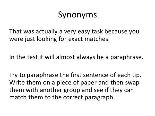 IELTS Reading Tips & Practice Test: Matching Headings to Paragraphs