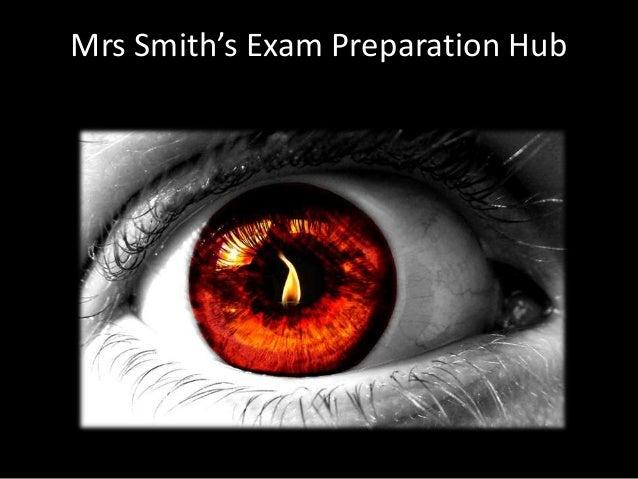 Mrs Smith's Exam Preparation Hub