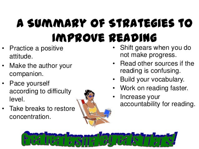 reading is a skill Many people think of reading as a skill that is taught once and for all in the first  few years of school in this view of reading the credit (or blame) for students'.