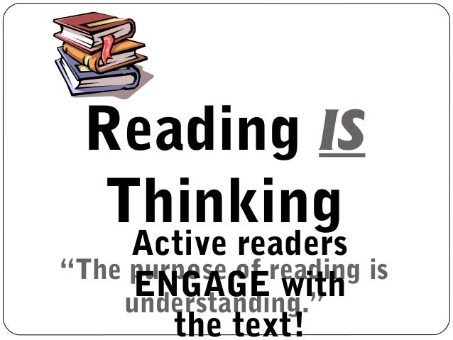 Reading strategies overview