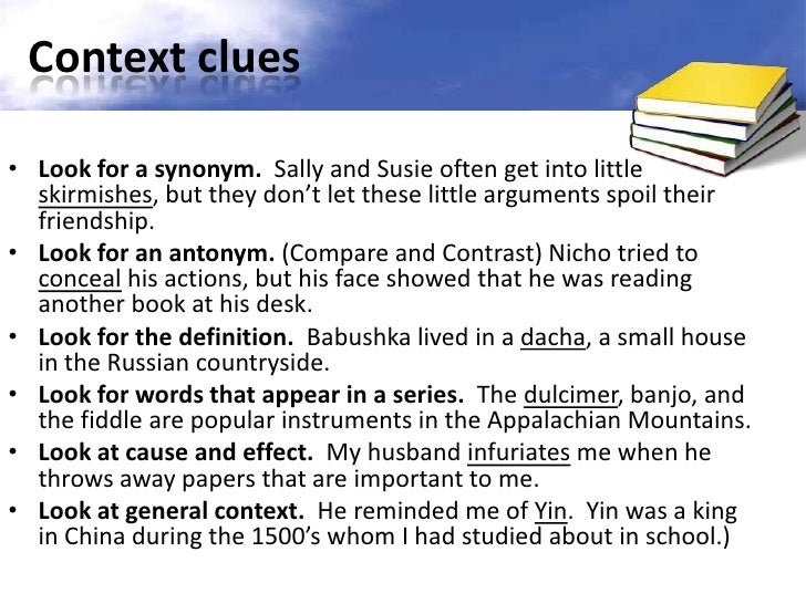 Amazon.com: Teaching Students To Use Context Clues: Strategies and ...