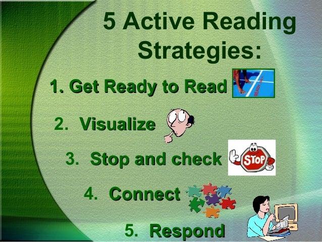 Ryan's Reading strategies ppt