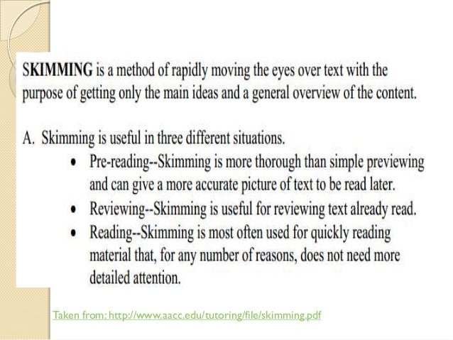 definition of reading pdf