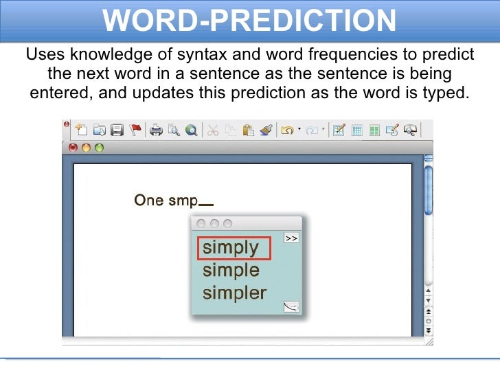 word anticipation in l2 sentence reading Consider some excellent lesson models for teaching vocabulary,  wide or extensive independent reading to expand word knowledge  in the sentence, i see the word is.