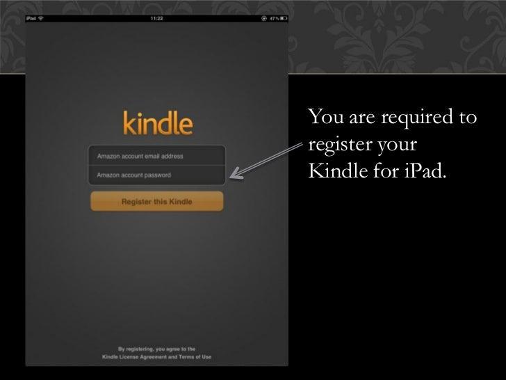 read kindle books on ipad with kindle for ipad