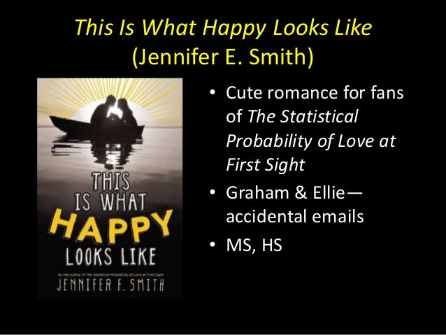 The Statistical Probability of Love at First Sight Quotes