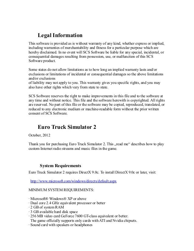 Legal Information  This software is provided as is without warranty of any kind, whether express or implied,  including wa...