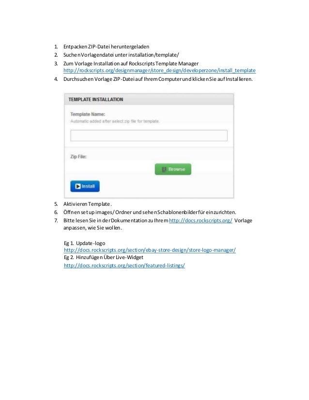 Readme Rockscripts Template Installation Ebay Angebotsvorlage E