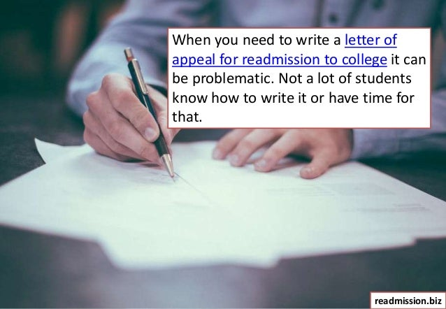How to write a successful college readmission letter how to write a successful college readmission letter readmissionz 2 altavistaventures Choice Image