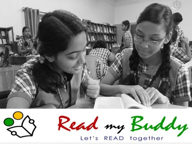 'Read my Buddy' (RmB) is a collaborative reading programme aimed at transforming moderate readers into fervent readers and...