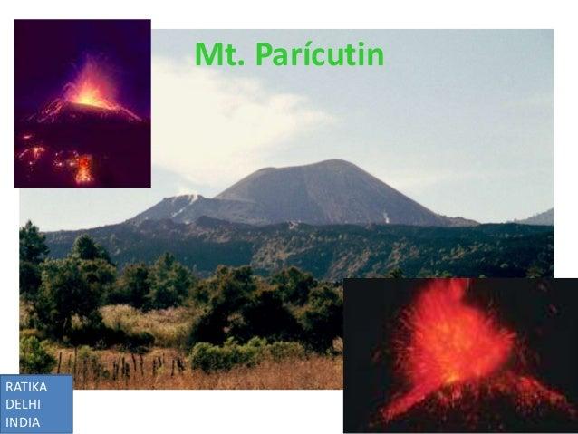 volcanoes names