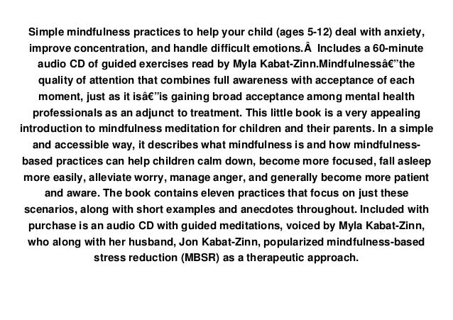 guided mindfulness meditation jon kabat zinn download