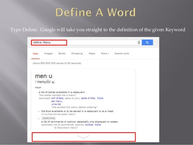 Google Search Tips and Tricks That Make Life Easier